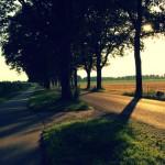 Uitizicht richting Hooghalen