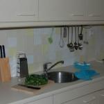 Keuken vakantiehuise De Schaapskooi
